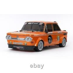 Tamiya 58649 NSU TT Jagermeister 1/10 RC Race Car Kit M05 Chassis With Electronics