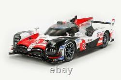 Tamiya 58665 1/10 RC Car F103GT Chassis Toyota Gazoo Racing TS050 Hybrid Le Mans