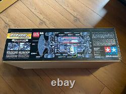 Tamiya EP RC Car 1/10 RAYBRIG HSV-010 TA05 Ver II 4WD Chassis Racing Car 58472