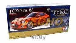 Tamiya EP RC Car 1/10 TOYOTA 86 TA06 Chassis 4WD Racing Car 58530
