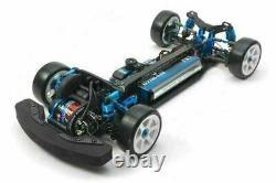Tamiya FF-04 EVO CHASSIS KIT 1/10 R/C FWD HIGH PERFORMANCE RACING CAR 84394 New