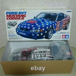 Tamiya Ford Svt Mustang Cobra R Ta02 Chassis 1/10 4wd Radio Control Racing Car