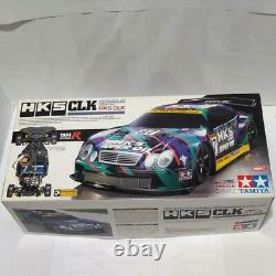 Tamiya Hks Clk Ta04r Chassis 1/10 R/c 4wd High Performance Racing Car