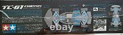 Tamiya RC 1/10 Formula E Gen2 Racing Car Kit 4WD TC-01 Chassis #58681