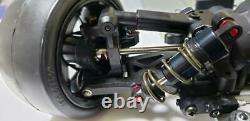 Tamiya TGR Chassis KIT Glow Engine RC 4WD Racing Car 1/8 Scale Toy Rare new