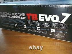 Tamiya Tb Evo. 7 Trf 1/10 Scale R/c 4wd Racing Car Chassis Kit
