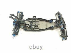 Team Associated B6 1/10 2wd Buggy Roller Slider Chassis Race Car Used
