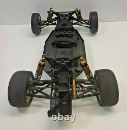 Team Losi XX Buggy, VintageRC, Custom, Retired Race Car, Graphite Chassis-Roller