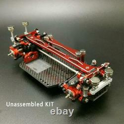 Upgraded Chassis Part AstonMartin Body Shell KIT For MINID 1/28 Drift Racing Car
