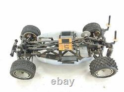 Vintage HPI Racing 1/10 4wd Belt-Driven RC Car Roller Rolling Chassis Used