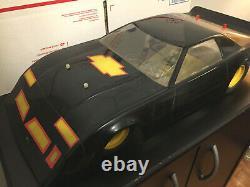 Vintage Kyosho R/C 1/8 Dash Race Car Chassis Remote Control 1970s MEGA RARE