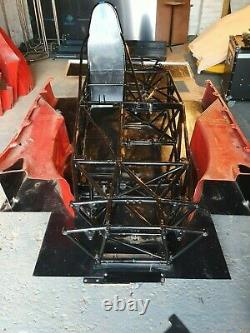 Vision V89 Clubmans Race Car Project Spaceframe Chassis