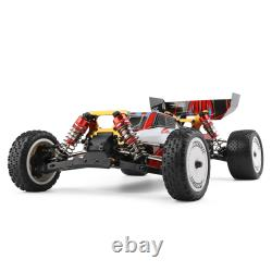 Wltoys 104001 RTR 1/10 Racing RC Car Metal Chassis Vehicles Model 4WD 45km/h