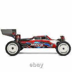 Wltoys XKS 104001 RC Car 1/10 2.4GHz RC Metal Chassis Vehicles 45km/h Racing Car