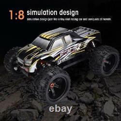 ZD Racing 9116-V3 1/8 Electric Drift 4WD Car Frame DIY Kit 100km/h RC Car gr