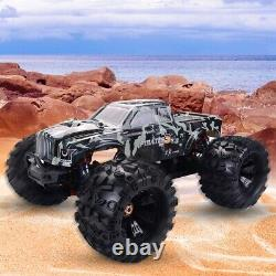 ZD Racing Camouflage MT8 Pirates3 1/8 4WD 90km/h Monster Truck RC Car Frame KIT