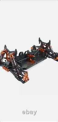 Zd Racing 1/8 4WD Brushless Electric Truck Metal Frame 100km/h RC Car