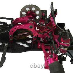 1/10 Alliage & Carbone Sakura D4 Rwd Drift Racing Car Frame Body Kit #kit-d4rwd