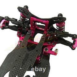 1/10 Alliage - Carbone Sakura D4 Rwd Drift Racing Car Frame Body Kit #kit-d4rwd