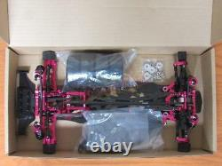 1/10 Kit De Carrosserie En Alliage Et Drift Carbone Pour Châssis De Voiture Sakura D4 Awd #kit-d4awd