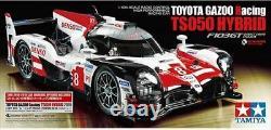1/10 Rc Car Series No. 680 Toyota Gazoo Racing (châssis F103gt)