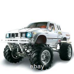 1/10 Rc Pickup 44 Kit Rally Car Racing Crawler Modèle Châssis Pneu De Transfert De Vitesse