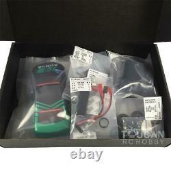 1/28 Minid Drift Racing Awd Evo Bodyshell Chassis Kit Rc Car Car Servo Chargeur