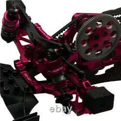 110 Rc Drift Frame Car Body Kit Ep On Road Kit 4wd Pour 3racing Sakura D4 Awd