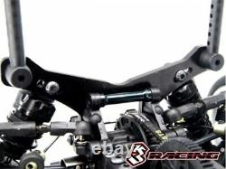 3racing Kit-m4tcr Sakura 1/10 Ep Rc M Châssis 4wd Touring Car Avec Tcr Body Set
