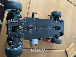 3racing M4 1/10 M Châssis 4wd Ceinture 1/10 Rc Ep Onroad Touring Car Prêt À Partir