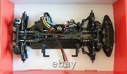 3racing M4 Pro Mtc Mini Voiture De Tourisme 4wd M-chassis Construit Avec L'électronique
