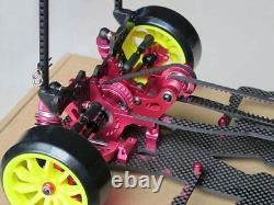 Alloy&carbon Sakura D3 Cs 1/10 4wd Drift Racing Car Frame Kit Front One Way Rc