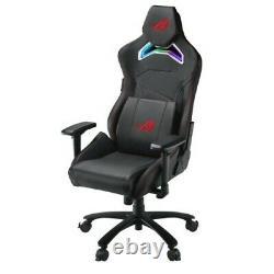 Chaise Asus Rog Chariot Core Gaming, Style Racing-car, Cadre En Acier, Cuir Pu, M