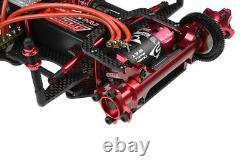 Corally C-00110 Ssx-10 1/10 Car Kit Racing Châssis Kit Uniquement