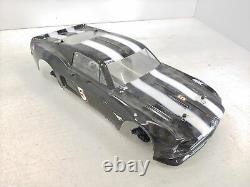 Destiny Racing 1/10 Fibre De Carbone / Aluminium Touring Car Roller Slider Châssis