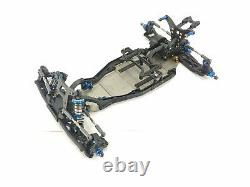 Équipe Associée B6 1/10 2wd Buggy Roller Slider Chassis Race Car Utilisé