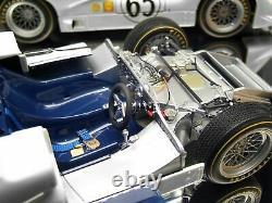 Exoto Nouveau 118 1966 Voiture De Course Chaparral 2e Chevy P Hill (avec Châssis Roulant Bonus)
