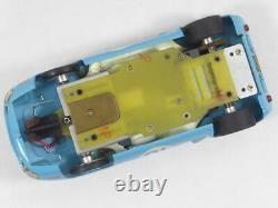 Ford Gt40 Golfe Auf Mh-racing Châssis 124 1/24 Slotcar Top! (f6719)
