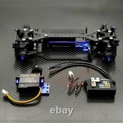 Gl Racing Gla-v2.1 1/27 Mini 4wd 90mm Châssis Kit Rc Cars #gla-v2.1-90mm-kset