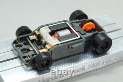 Ho Slot Car Iroc Racing Set Bdr-lx Châssis Avec Bob Beers Ap Corvette Bodies