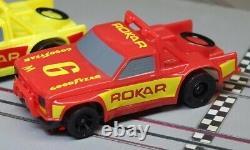 Ho Slot Voiture Iroc Racing Ensemble De Châssis Viper Avec La Vie Comme Des Corps Super Truck