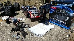 Jlb Racing Cheetah(frame)1/10 Camion Rc Sans Brosse 11101