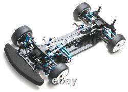 Kit De Conversion De Châssis Rs7 Exotek Racing Pour Tamiya Ta07 110 Rc Cars #1866