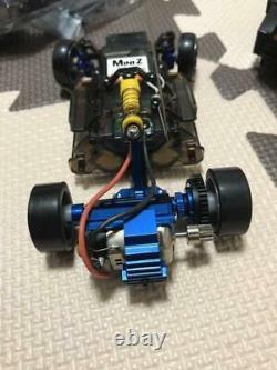 Kyosho Mini-z Readyset Honda Racing Nsx 2005 Test Car Châssis Asc Testé #13054