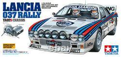 Lancia 037 Cadre De Rallye Ta02-s 4wd Voiture De Course Haute Performance 110 Émetteur