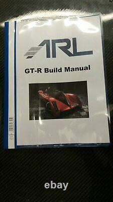 Le Sport Arl Rtg Mans Prototype Kit De Châssis Voiture De Sport Route / Course