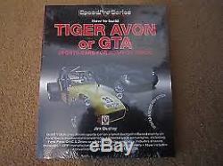 New Tiger Avon Poudré Châssis Prix Spécial Route Race Track Car Kit