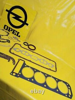 Nouveau Jeu De Joints De Tête De Cylindre Opel Ascona Manta Rekord Jeu De Tête De Cylindre