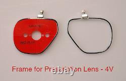 Nouveau Nannini Rider 4v Pour Prescription Lentilles Motorcycle Car Goggles Vintage Race