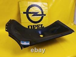 Nouveau + Original Gm / Opel Manta B Ascona Spare Wheel Compartment Incl. Towing Eye
